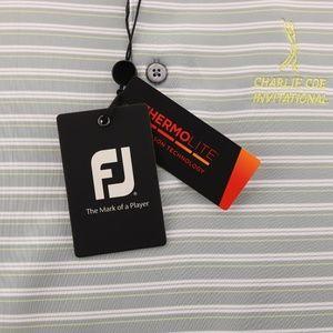 FootJoy Shirts - NWT FootJoy FJ Long Sleeve Golf Polo Shirt